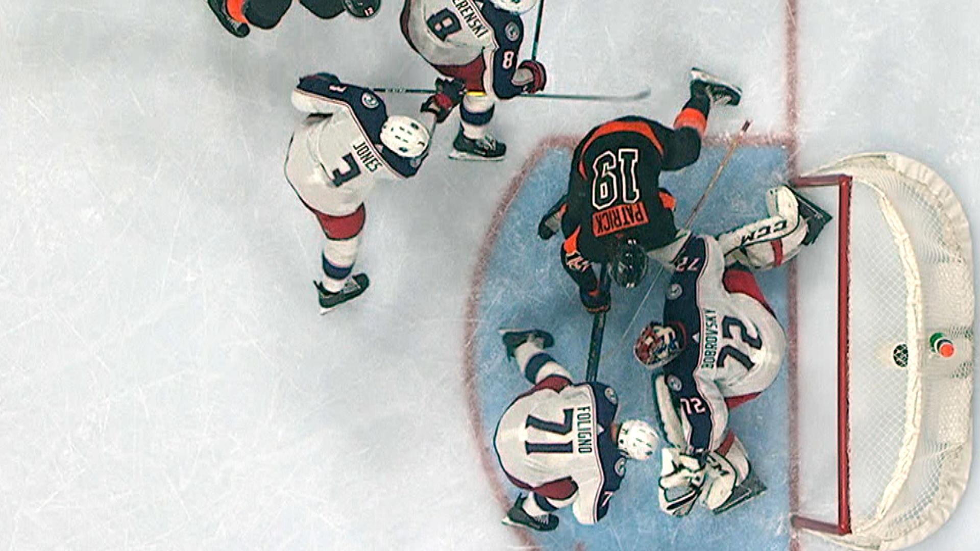 966744355b7b5 Sergei Bobrovsky sitting for Blue Jackets after unspecified 'incident'    NBC Sports