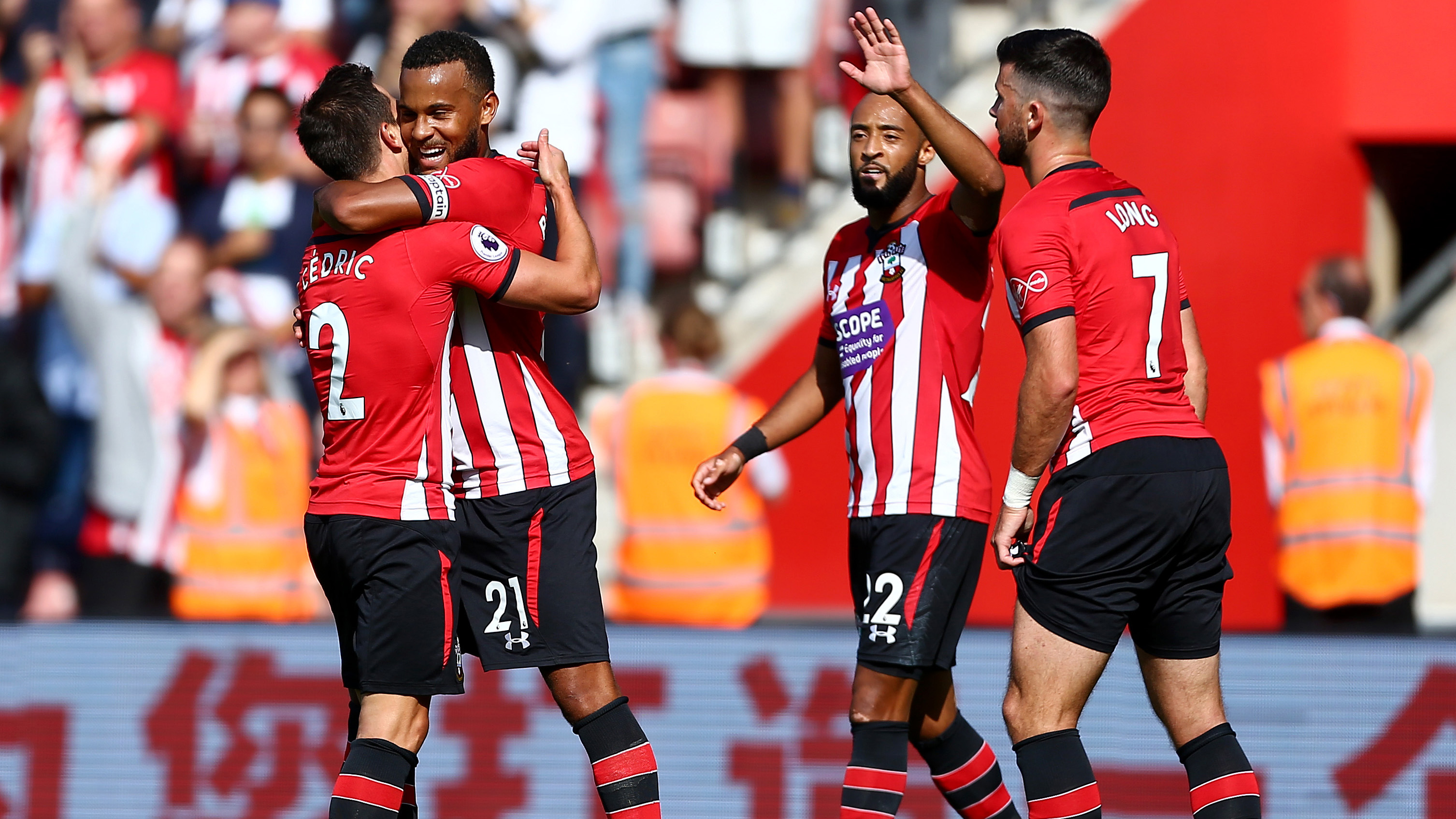 Highlights Southampton 2 Leicester City 1 Nbc Sports