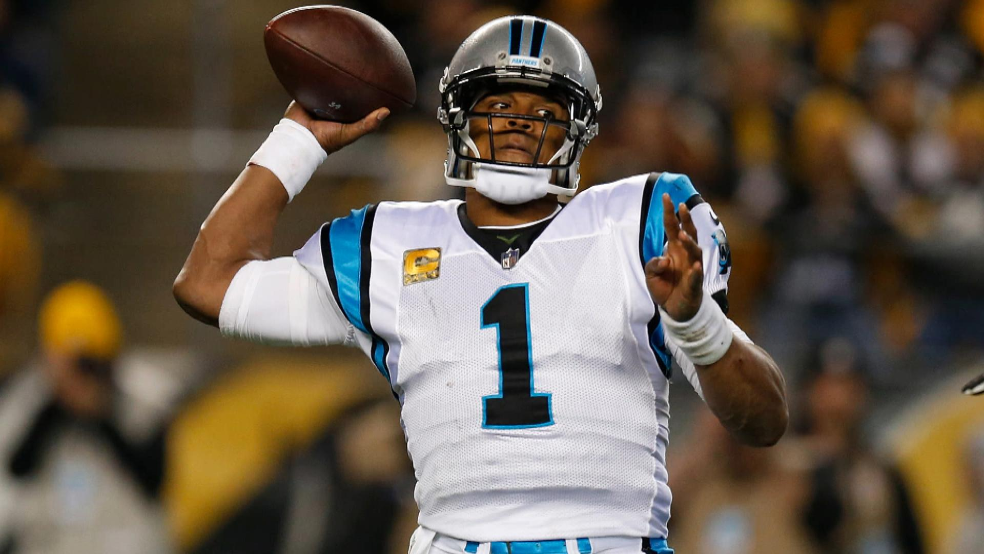 new style 26908 be49e Will Panthers' Cam Newton be ready for 2019 season after ...