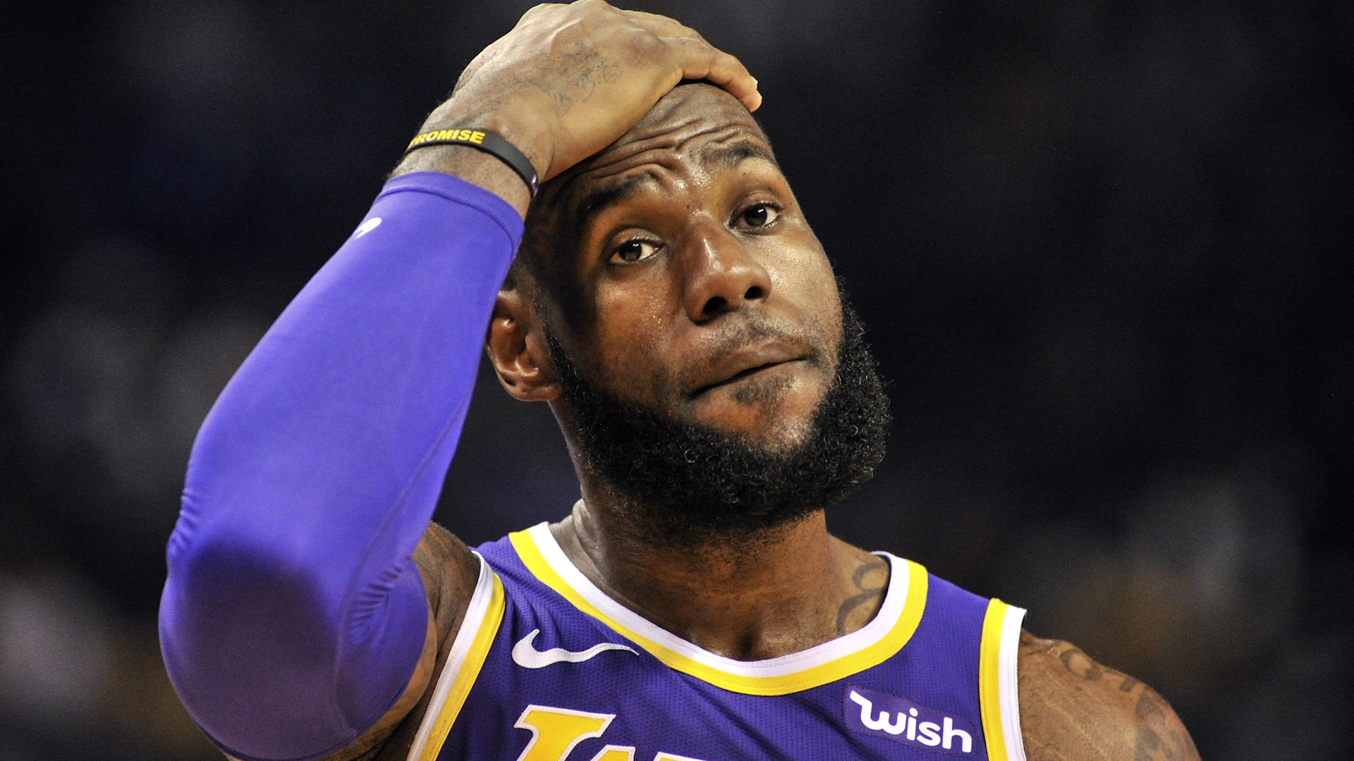 Lebron JamesLos Odds Angeles To Sports PlayoffsNbc Make Lakers Db9Y2IeWEH