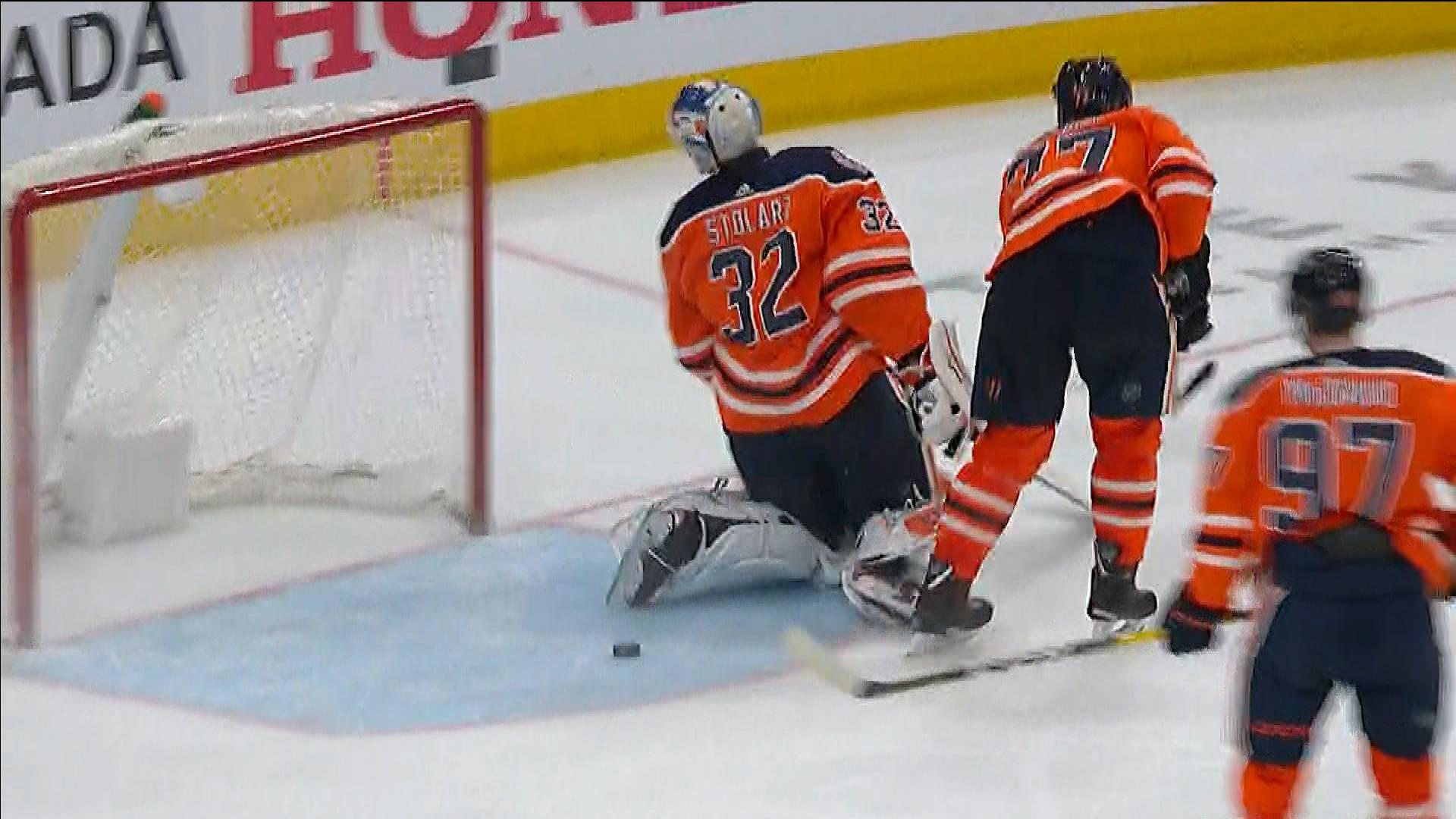 Edmonton Oilers hurt playoff chances with loss to New Jersey Devils ... d6f496f34