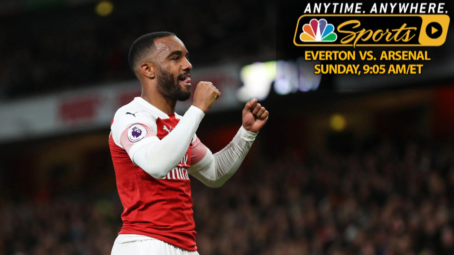 Everton v. Arsenal preview Matchday 33 | NBC Sports