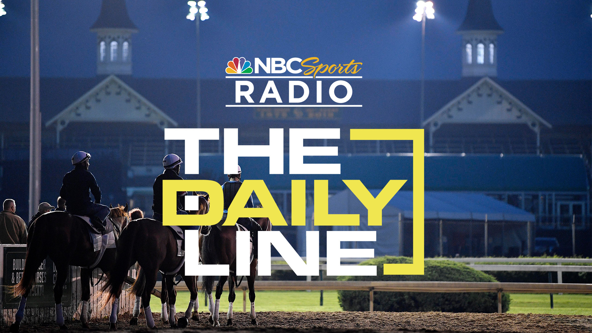 NBC Sports' Kenny Rice shares 2019 Kentucky Derby betting