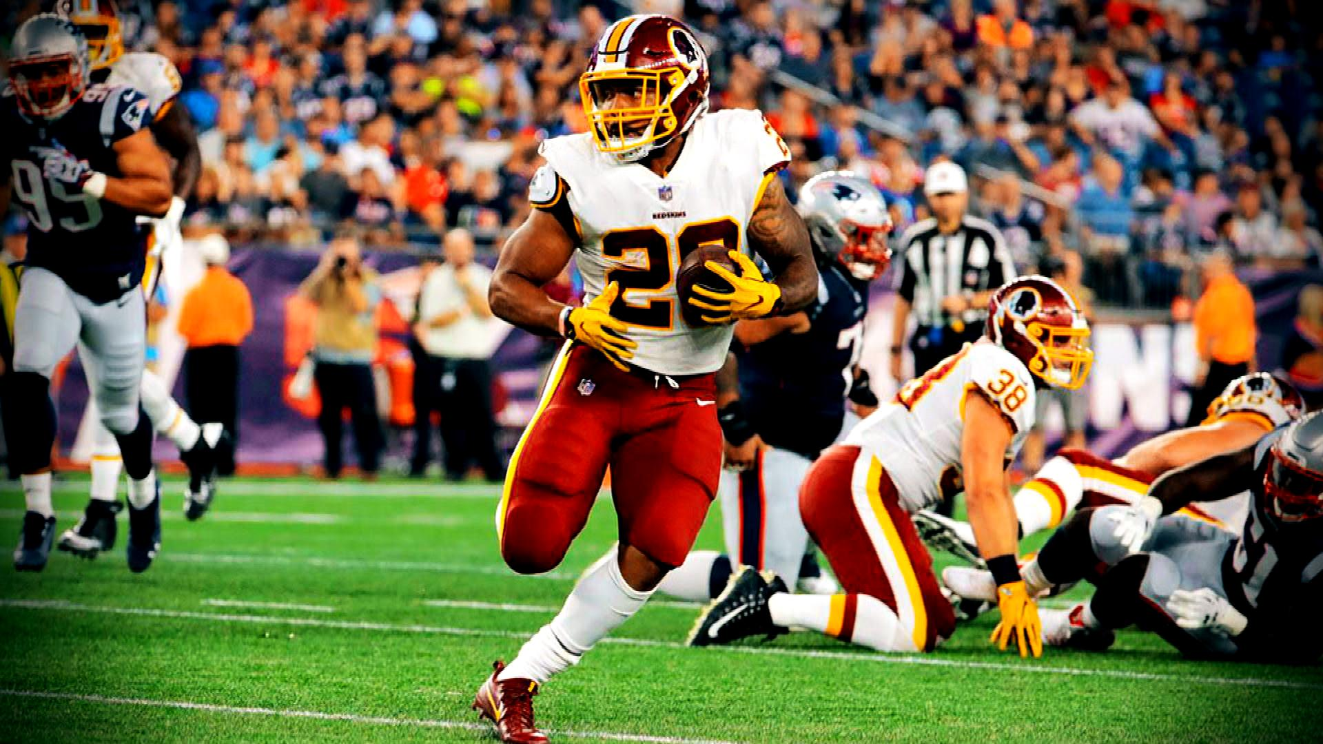 8976d7f0 Fantasy Football: Second-year running backs to watch   NBC Sports