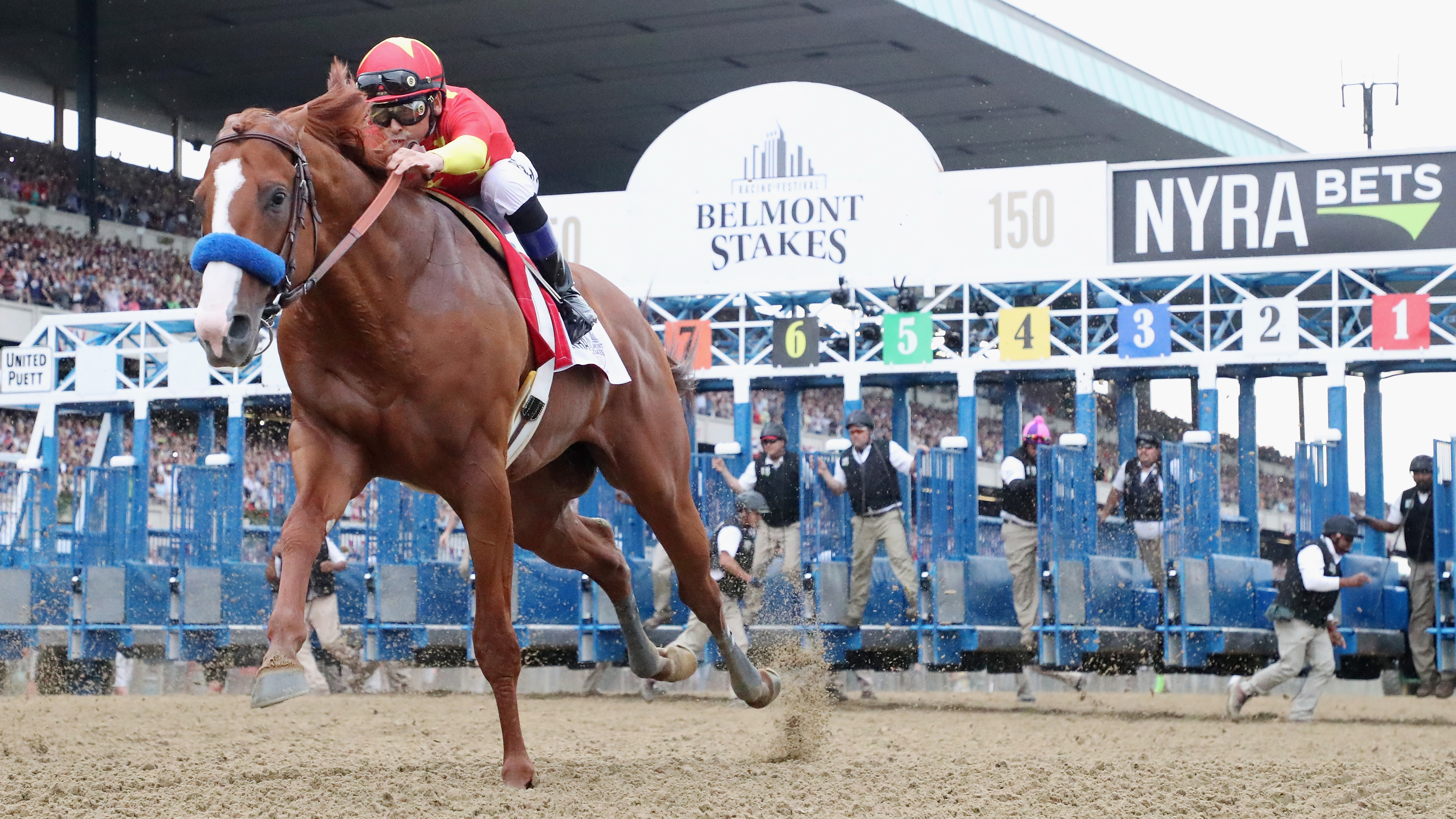 Anything can happen at 2019 Belmont Stakes | NBC Sports