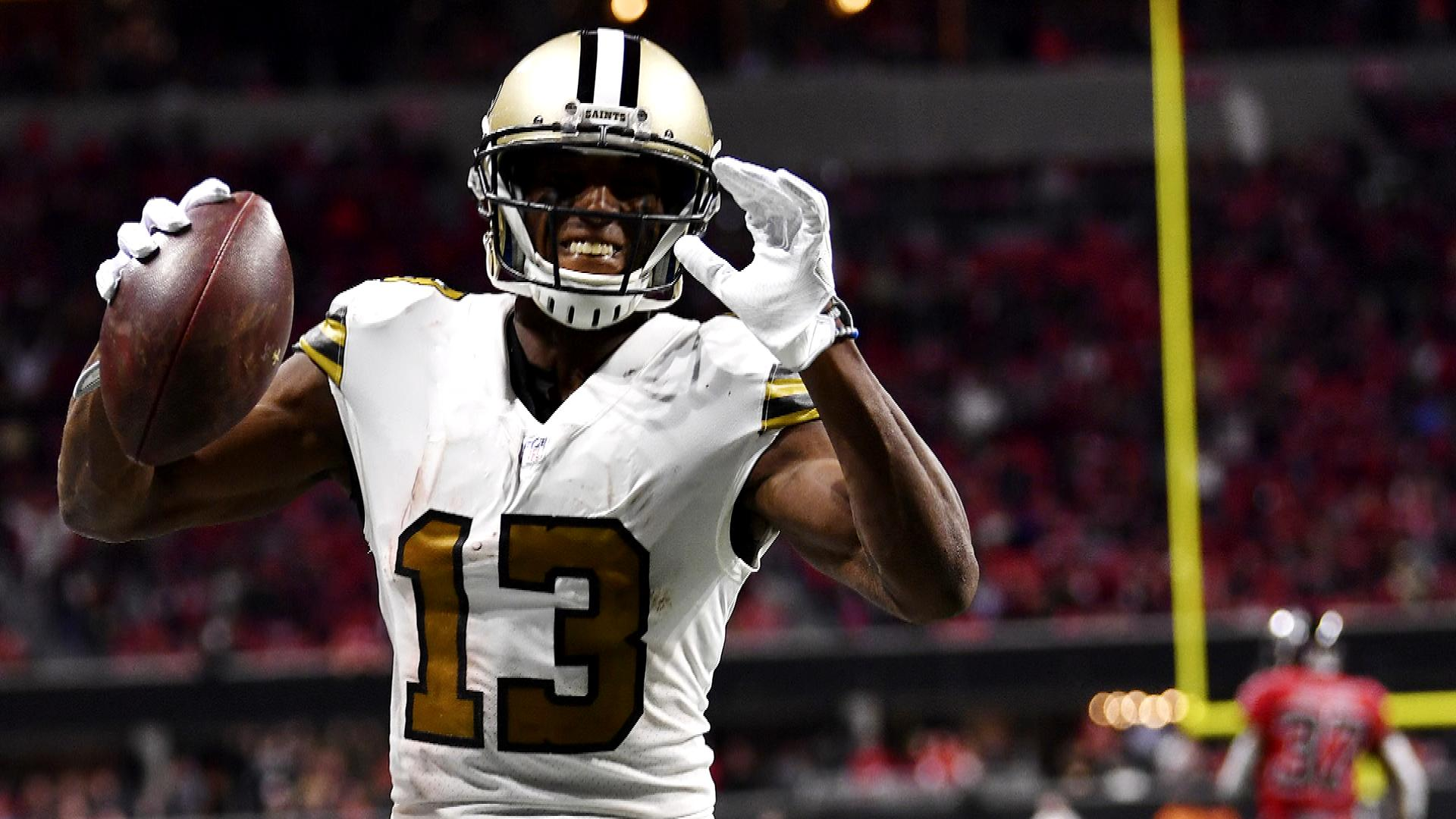 39574d313 Michael Thomas could become the highest paid WR in the NFL   NBC Sports