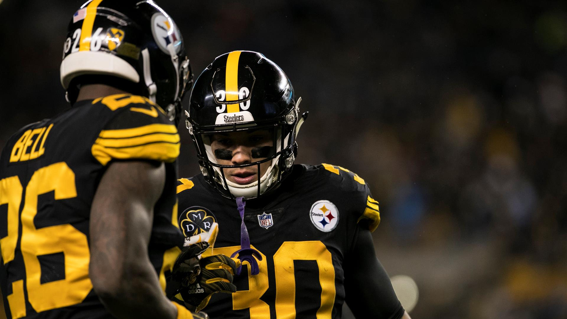 f8fff9ff James Conner: Steelers are closer after Antonio Brown-Le'Veon Bell ...