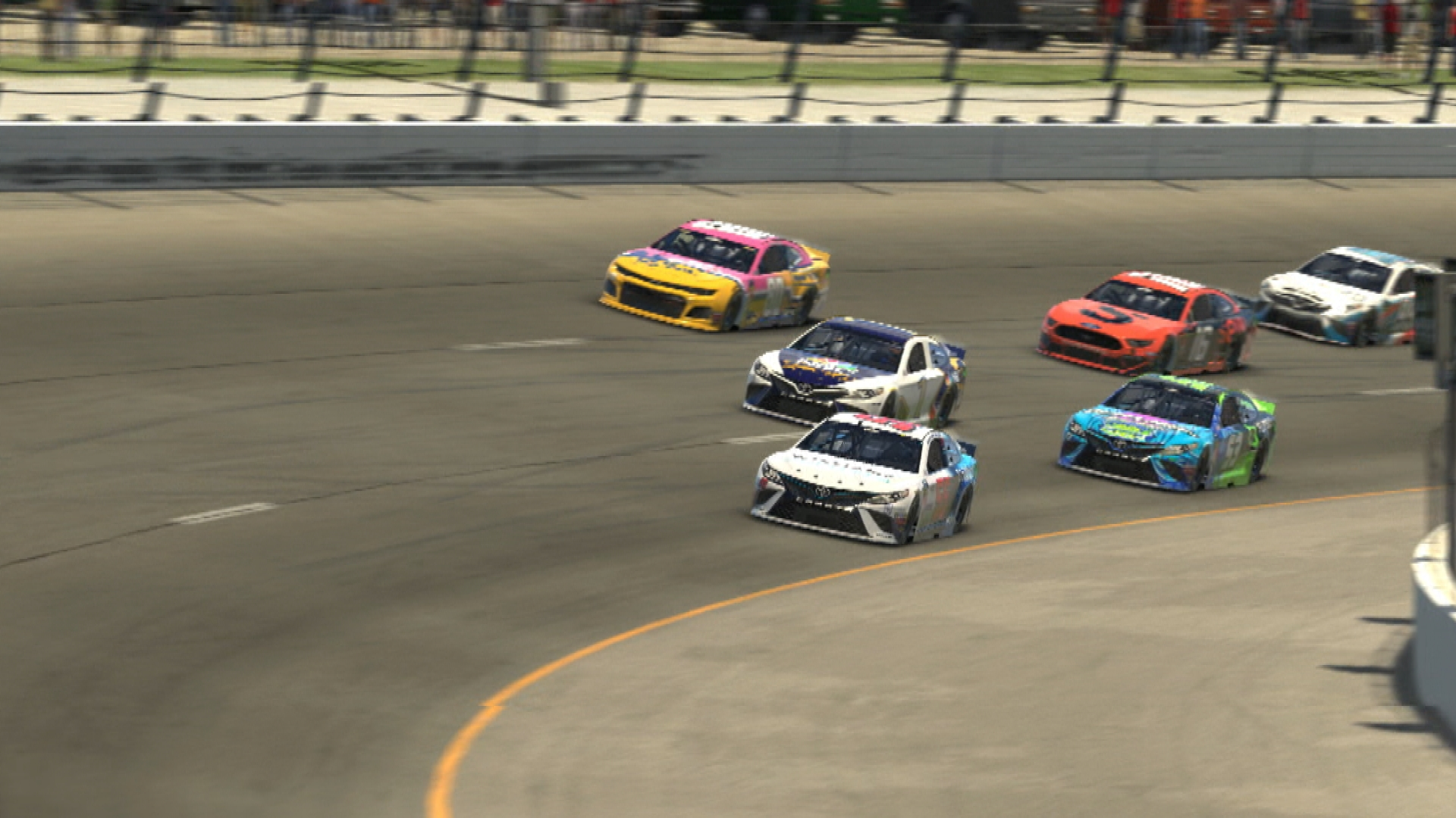 eSports: NASCAR America's debut of iRacing All-Star Event