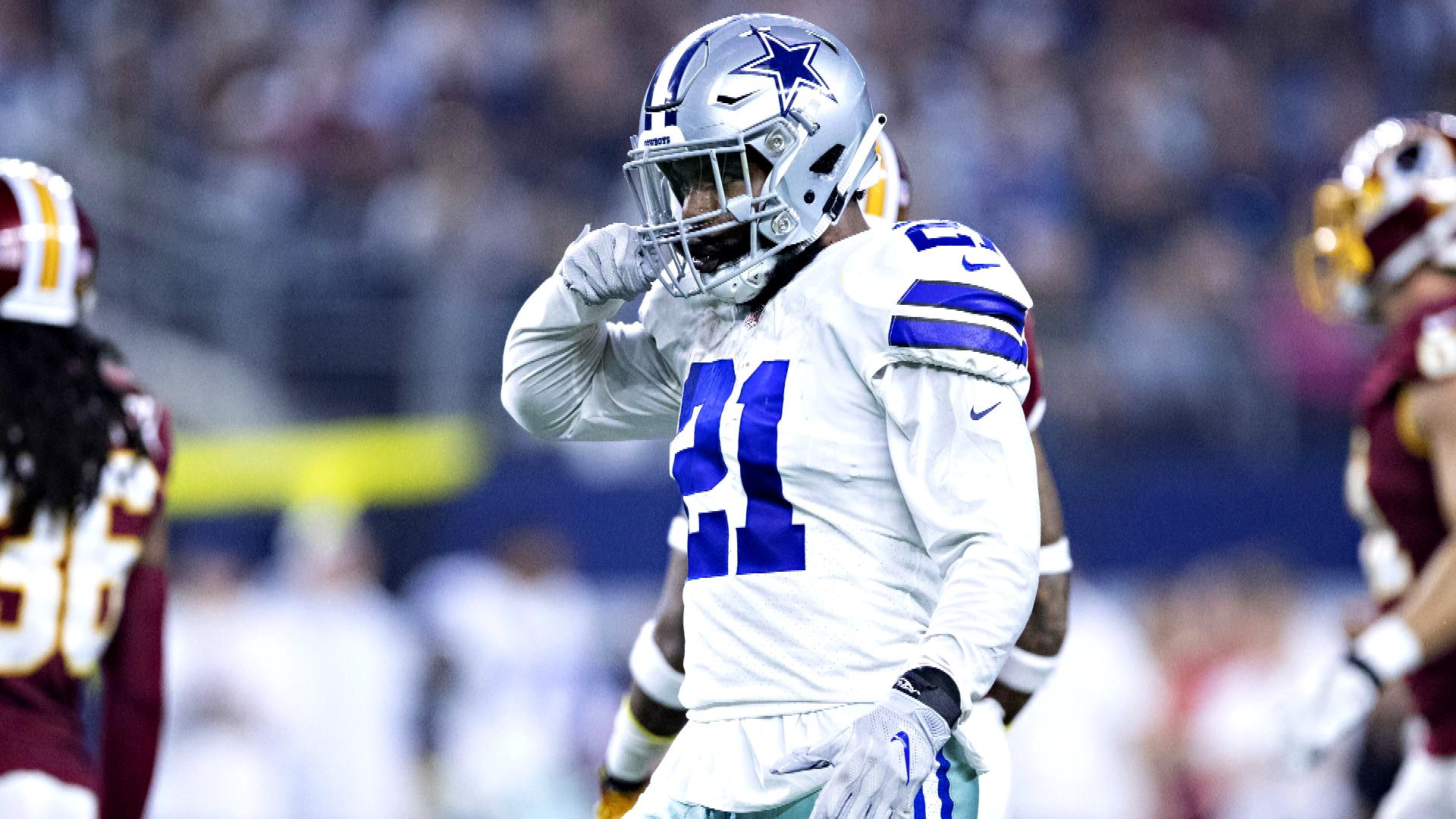 Will Ezekiel Elliott live up to the money for the Cowboys?