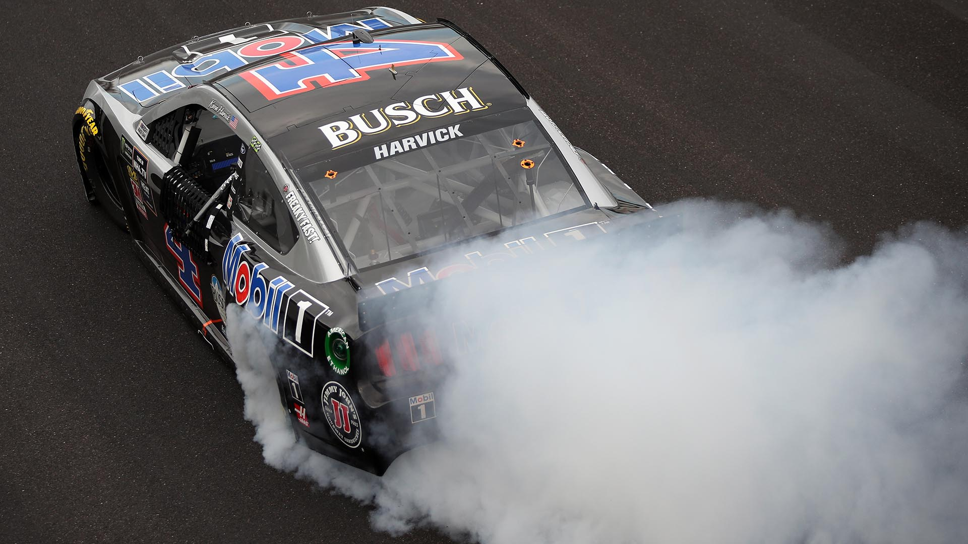 Extended Highlights: Kevin Harvick wins NASCAR Cup Series