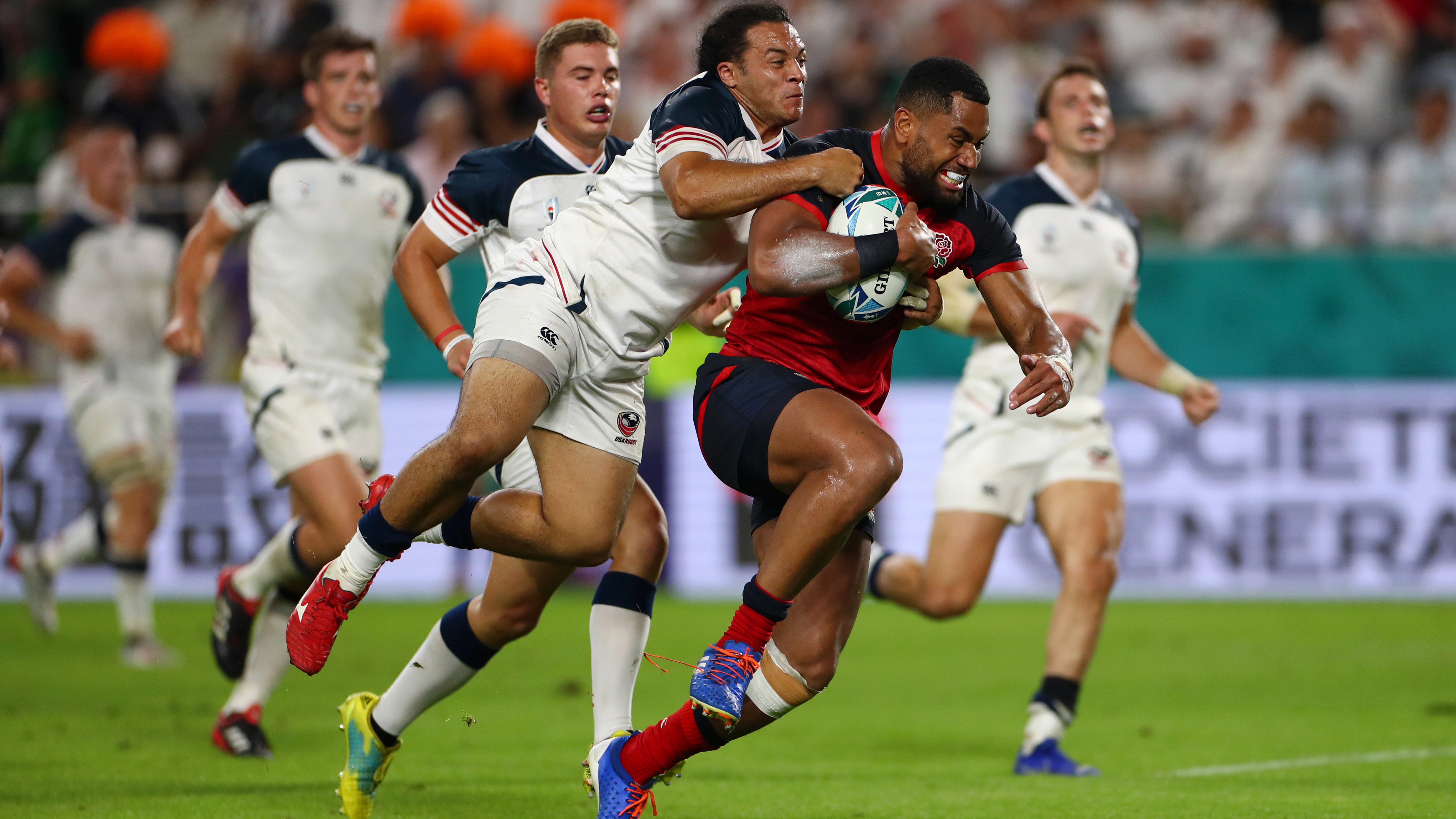 Rugby World Cup Extended Highlights