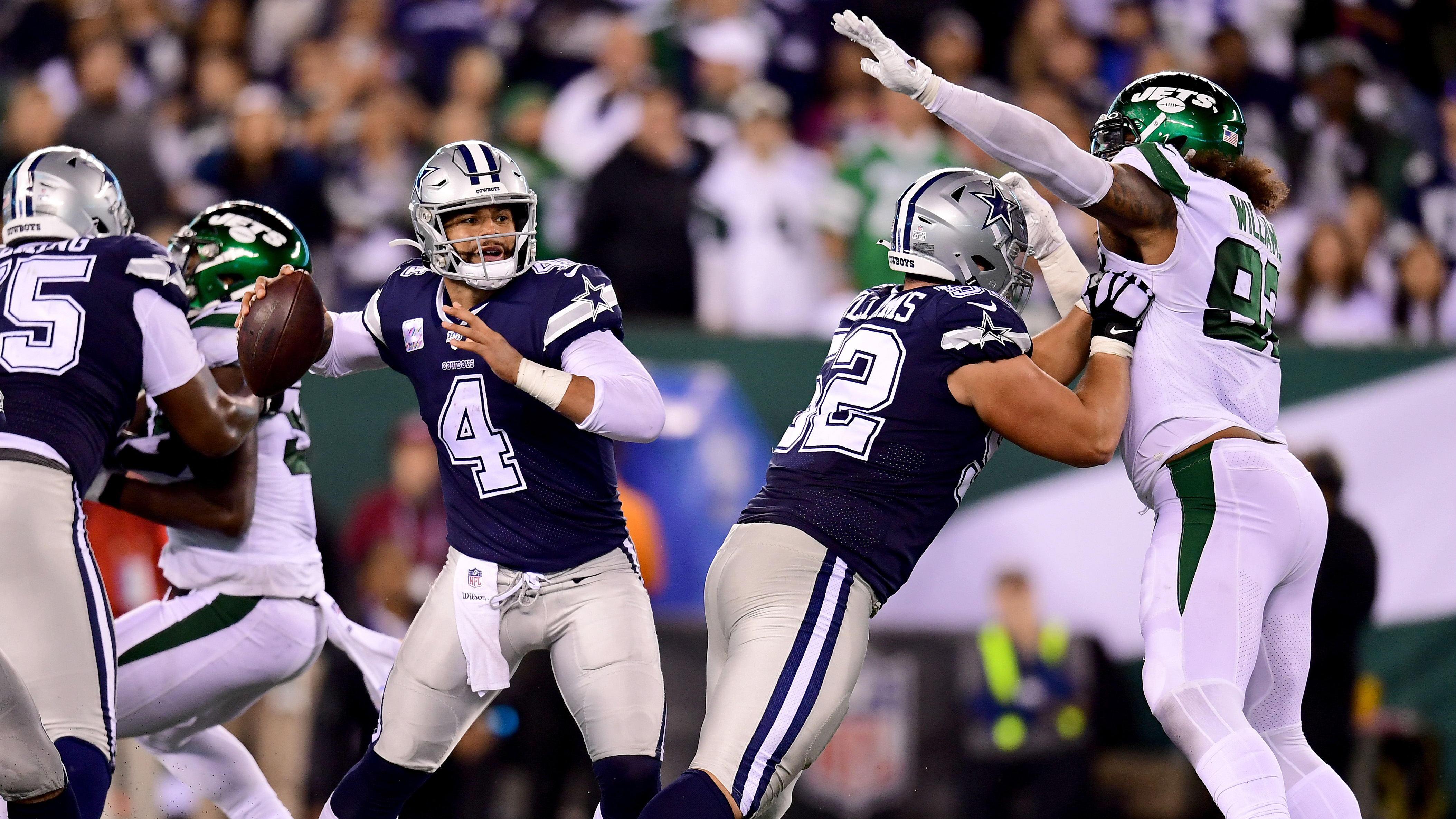 NFC East showdown between Eagles, Cowboys comes to Sunday Night