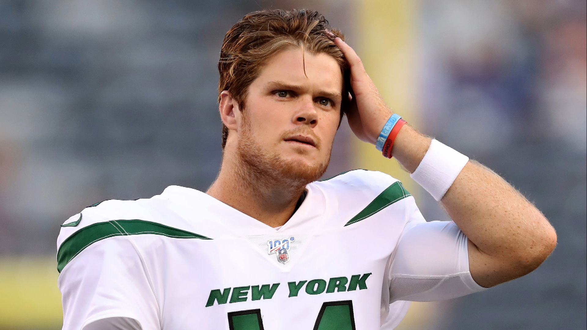Chris Simms Explains What Sam Darnold Meant With The Phrase