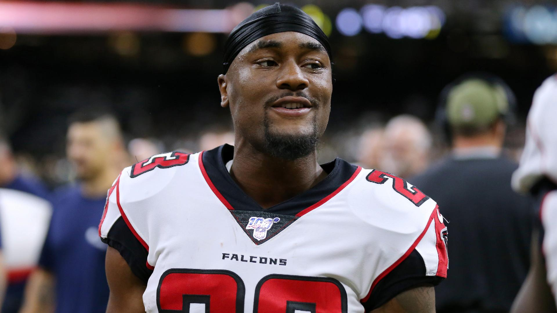 Brian Hill takes over as Atlanta Falcons' RB1, makes great DFS value
