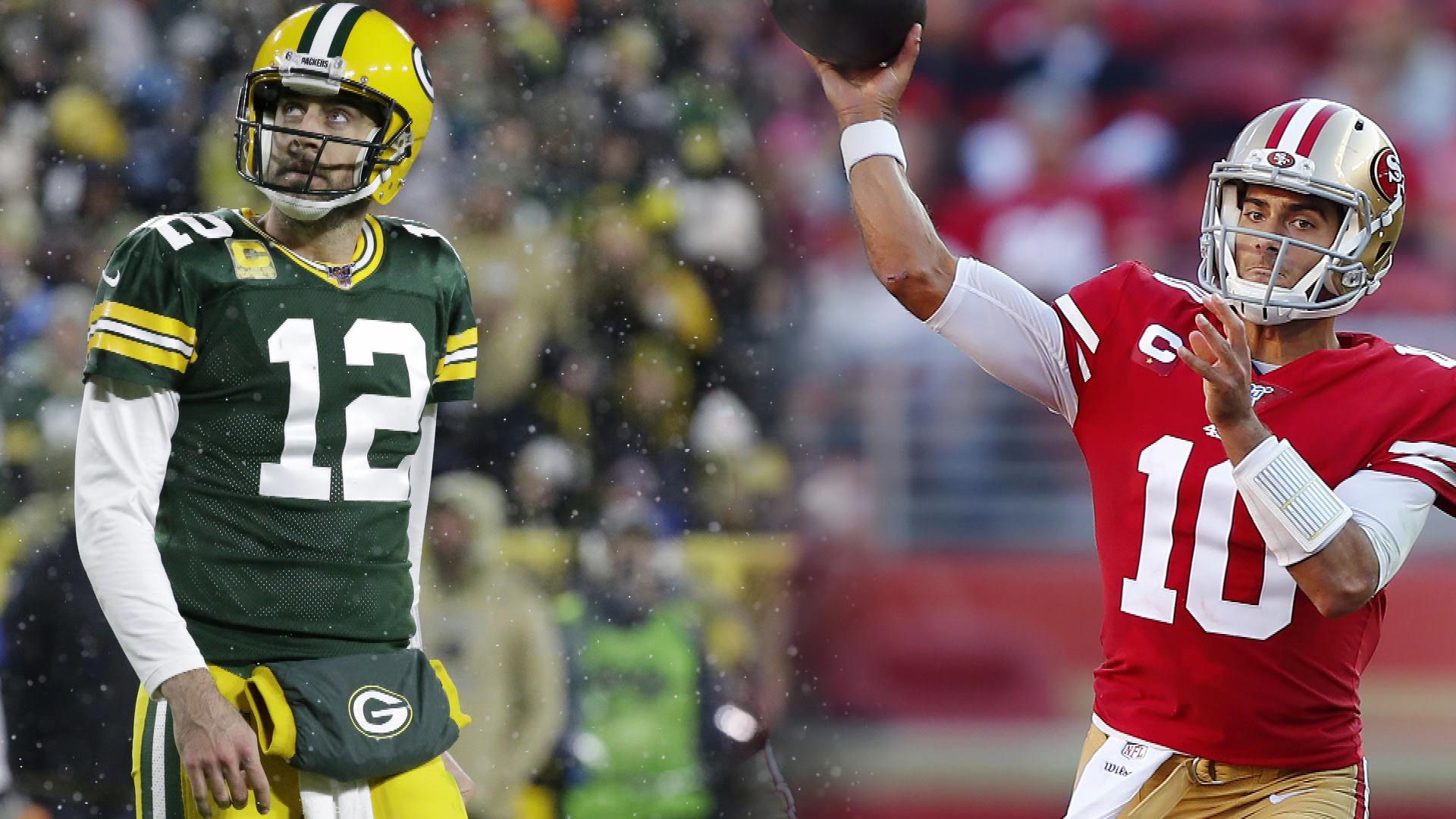 Packers vs. 49ers NFL Week 12 fantasy preview