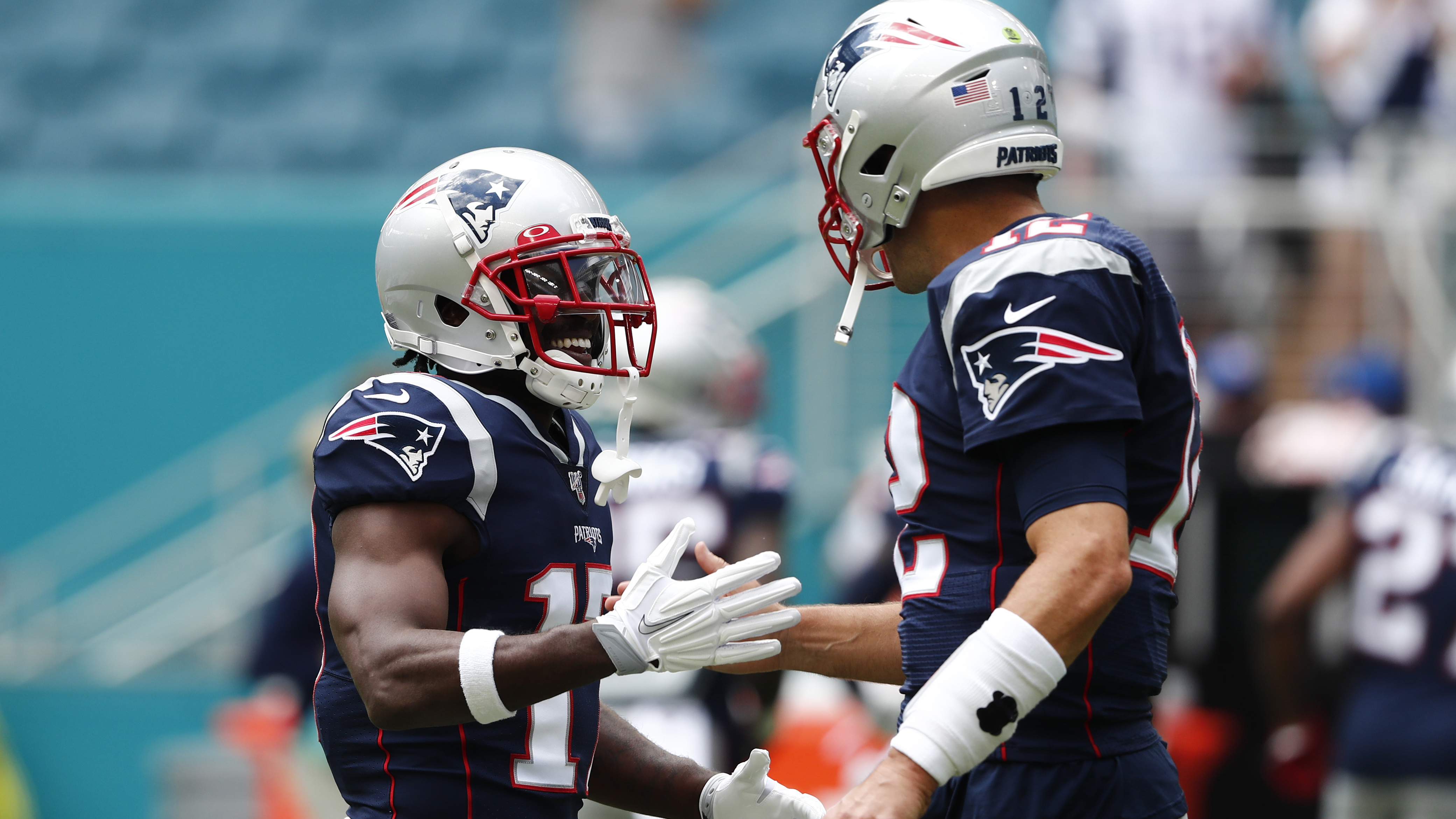 Tom Curran discusses Patriots' challenges vs. Cowboys, Antonio Brown