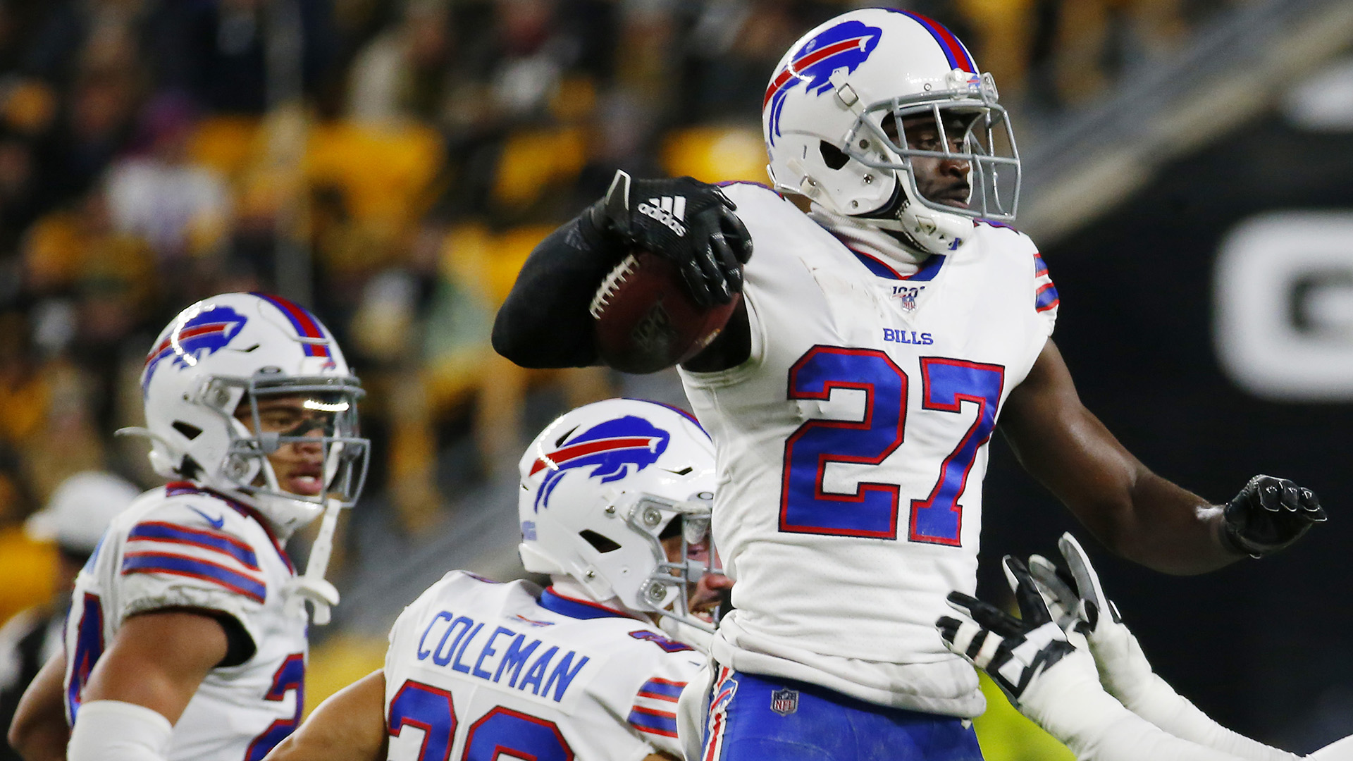 Tre'Davious White, Buffalo Bills defense in sync on and off the field