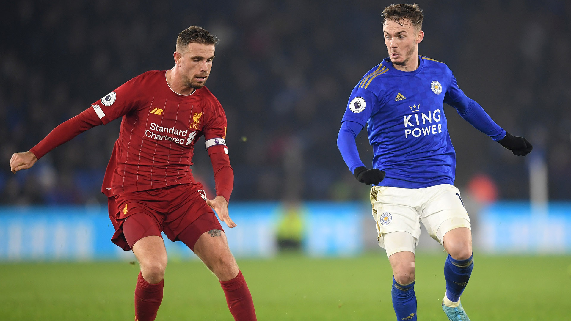 Extended Highlights Leicester City 0 Liverpool 4 Nbc Sports