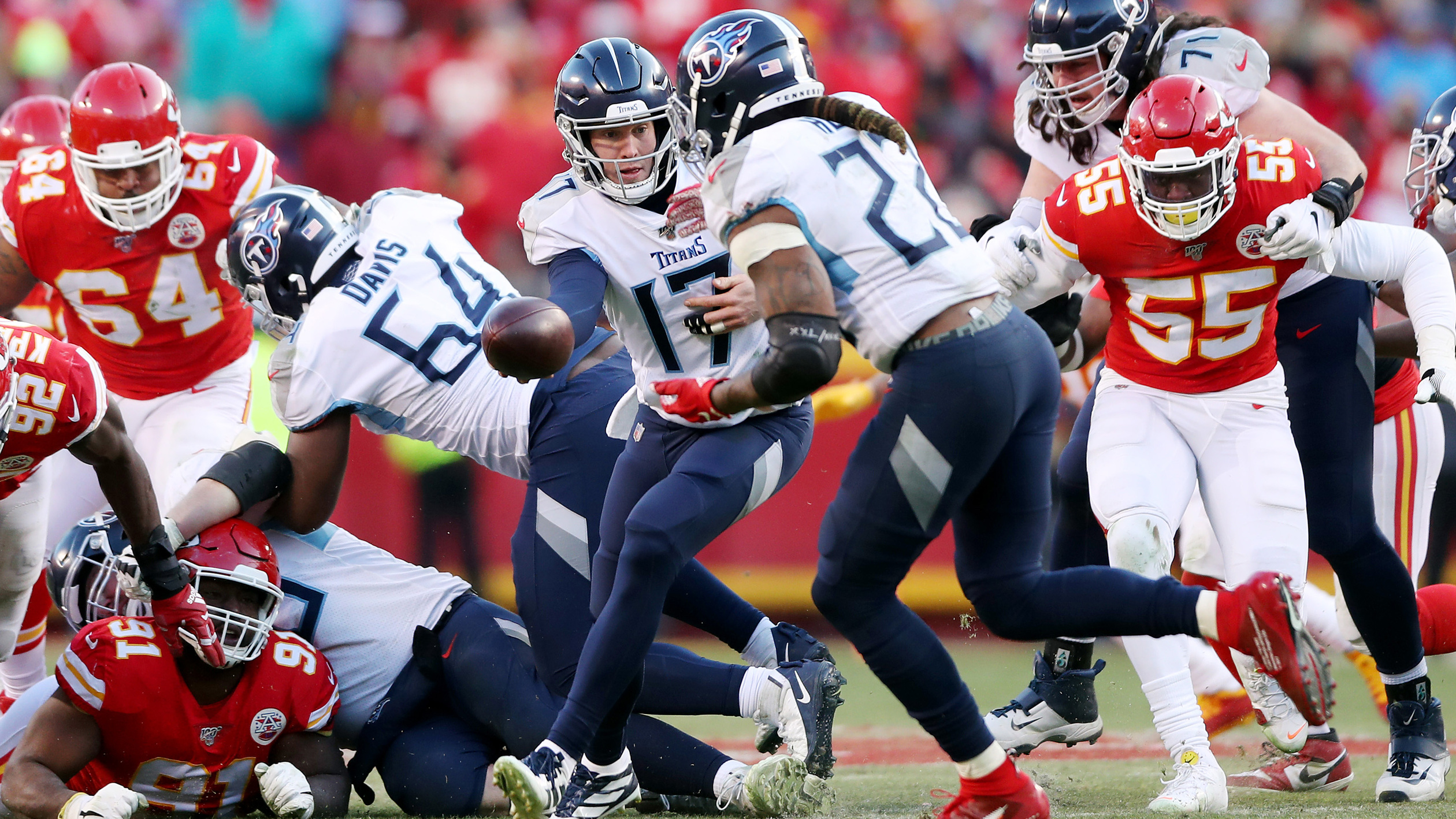 Packers Or Titans Who S In Better Position Going Forward Nbc Sports
