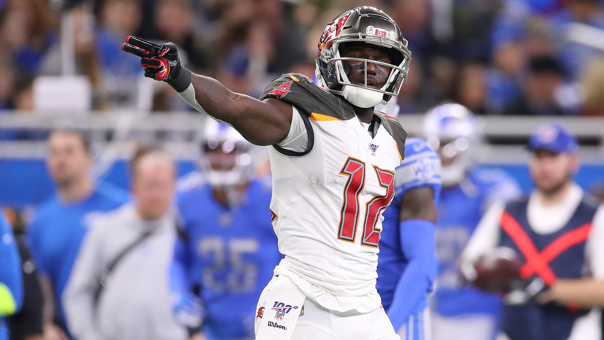 Top 2019 NFL wide receivers: Chris Godwin, Julio Jones, Michael Thomas