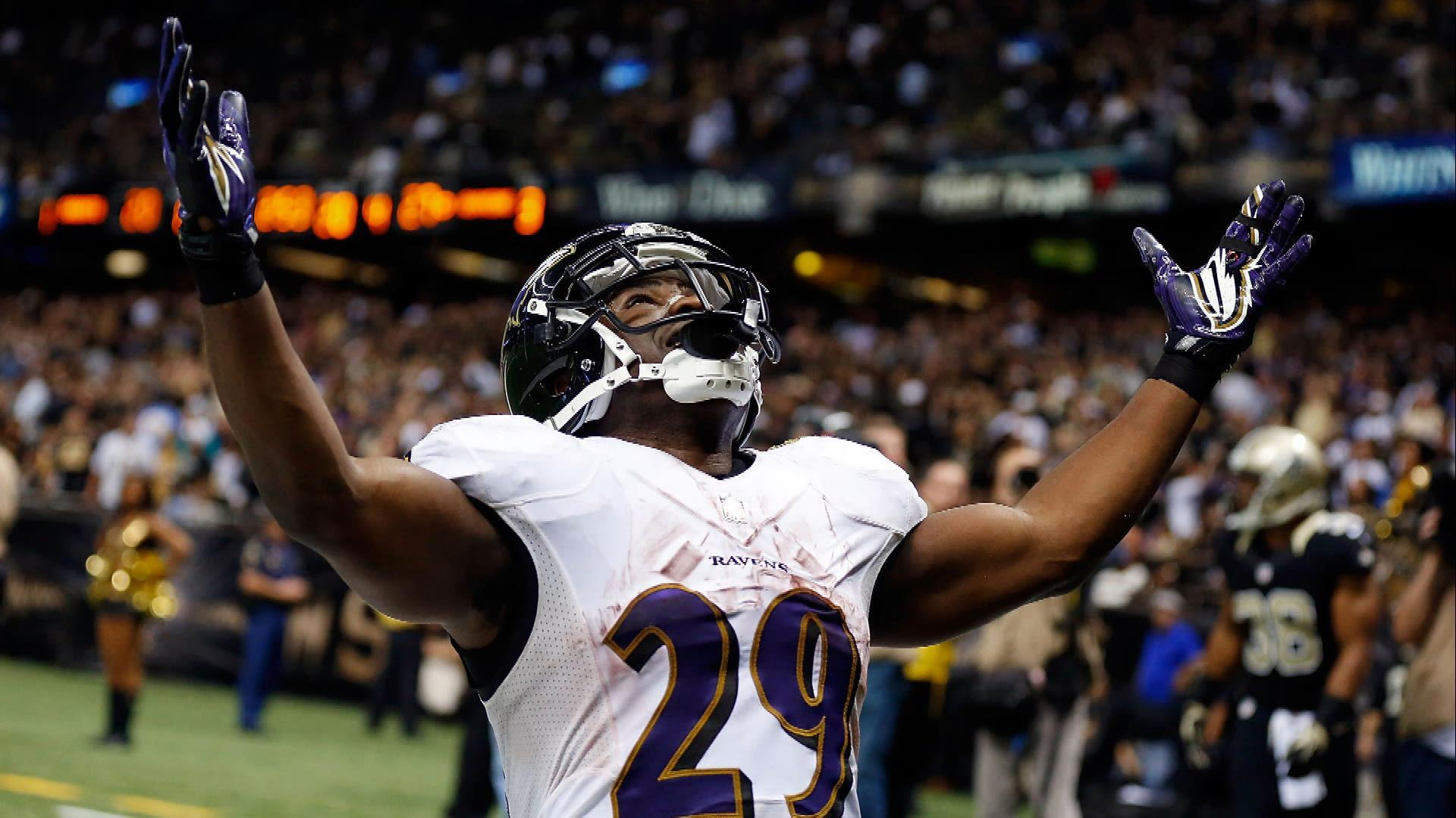How Justin Forsett pushed himself to succeed in NFL