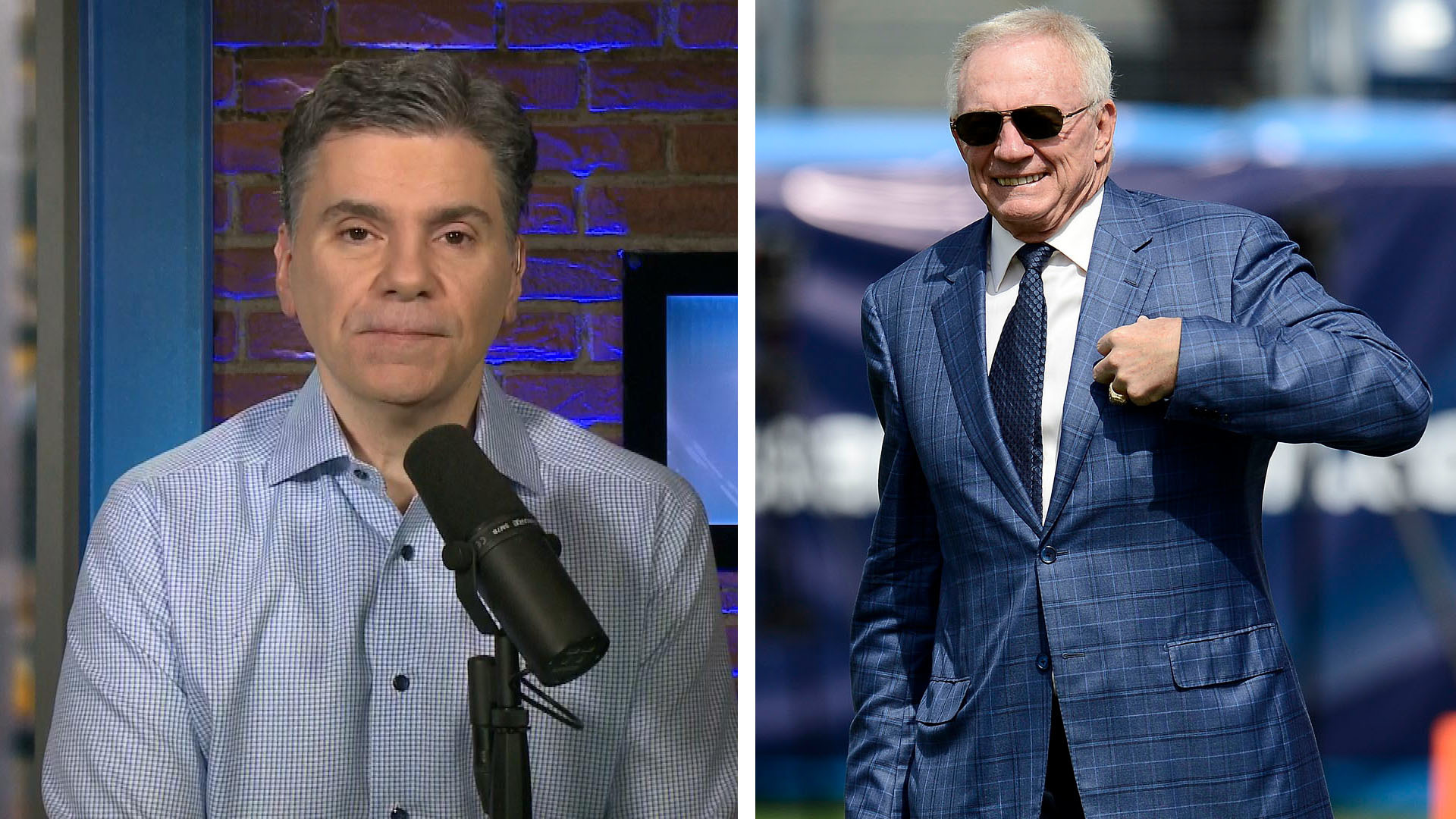 Which NFL owner would you least like to negotiate with in CBA talks?