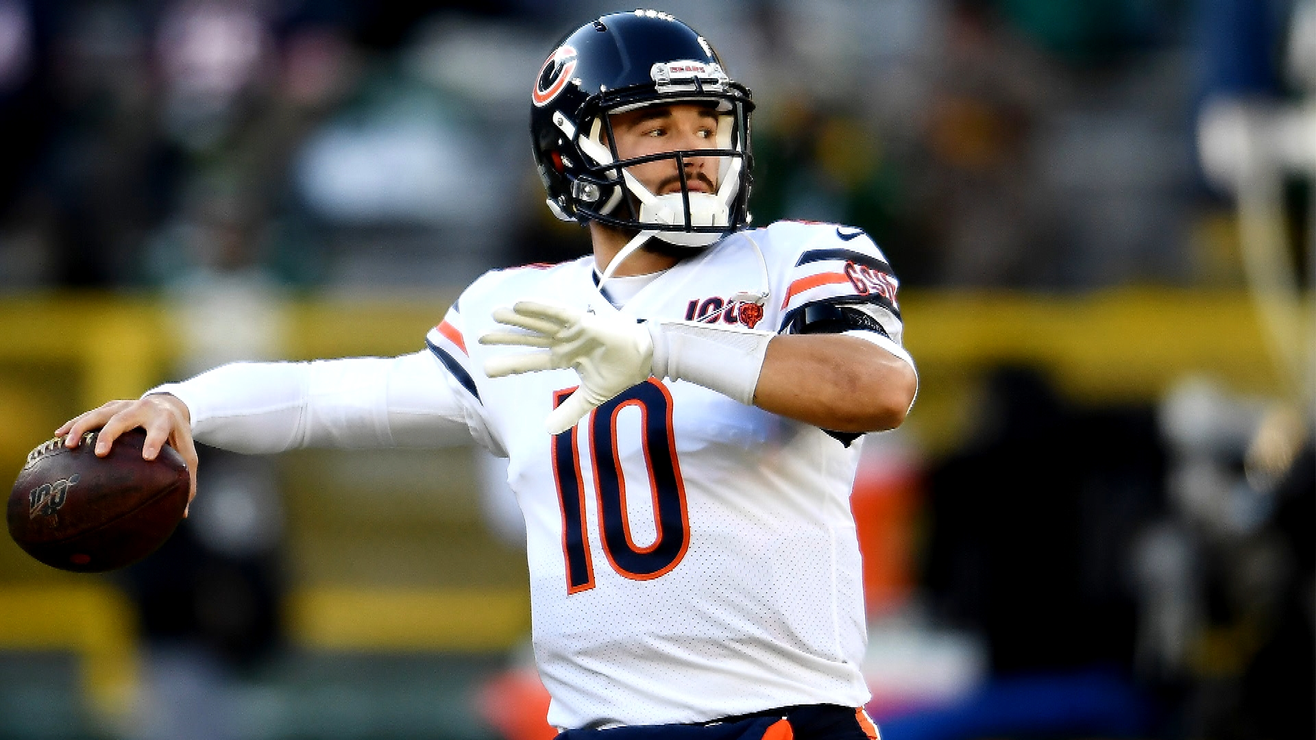 Can Matt Nagy reshape Bears' offense for Mitchell Trubisky in 2020?