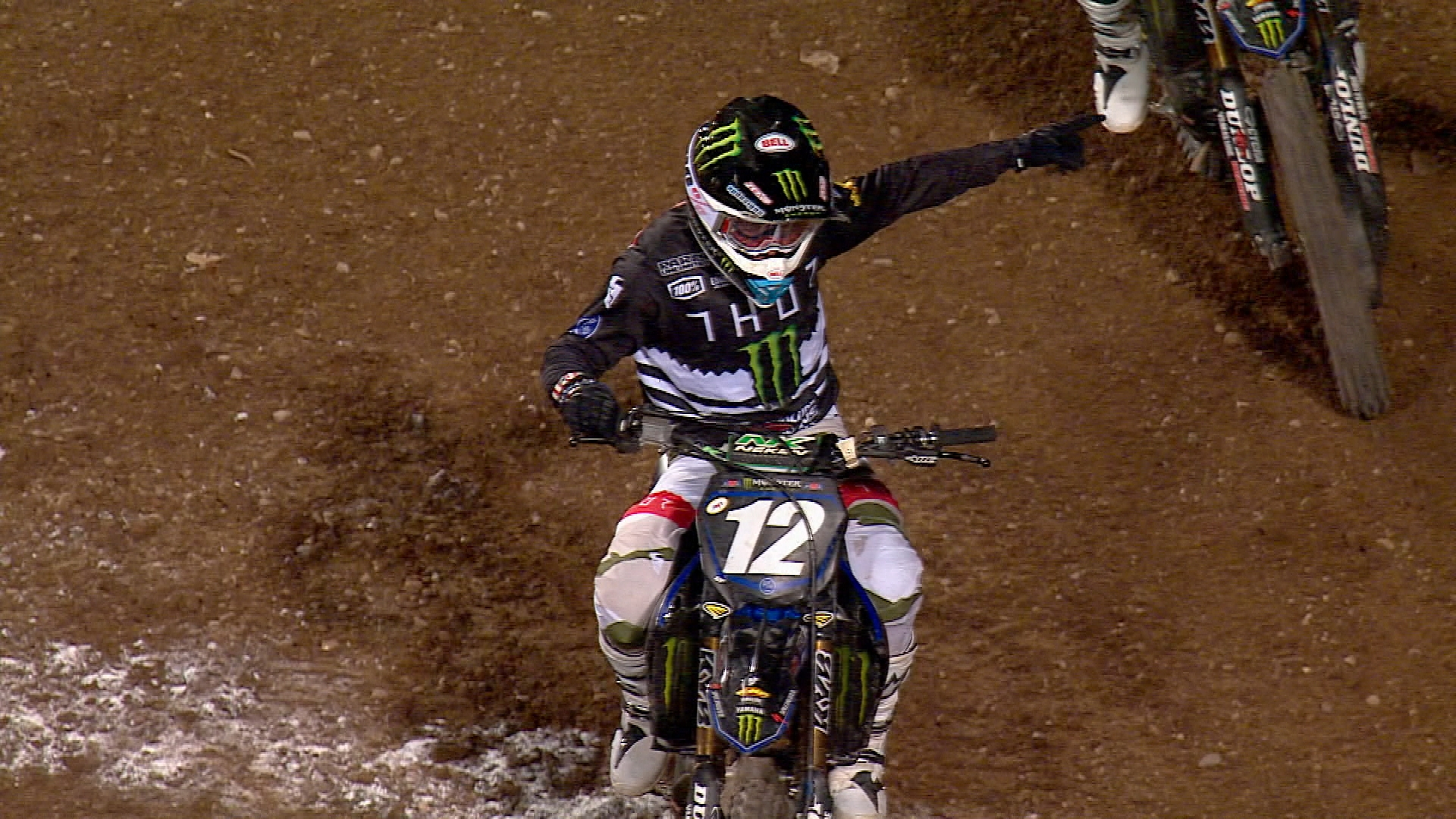 Extended Highlights: Shane McElrath wins Round 12 250SX in Salt Lake City