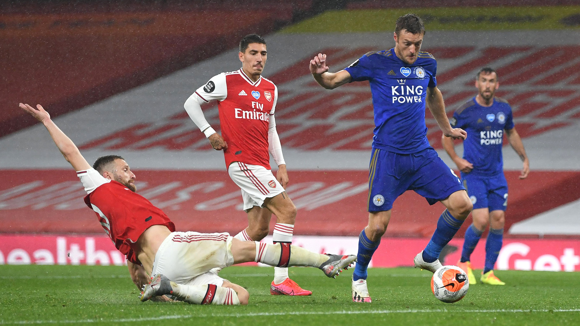 extended highlights arsenal 1 leicester city 1 nbc sports https www nbcsports com video extended highlights arsenal 1 leicester city 1