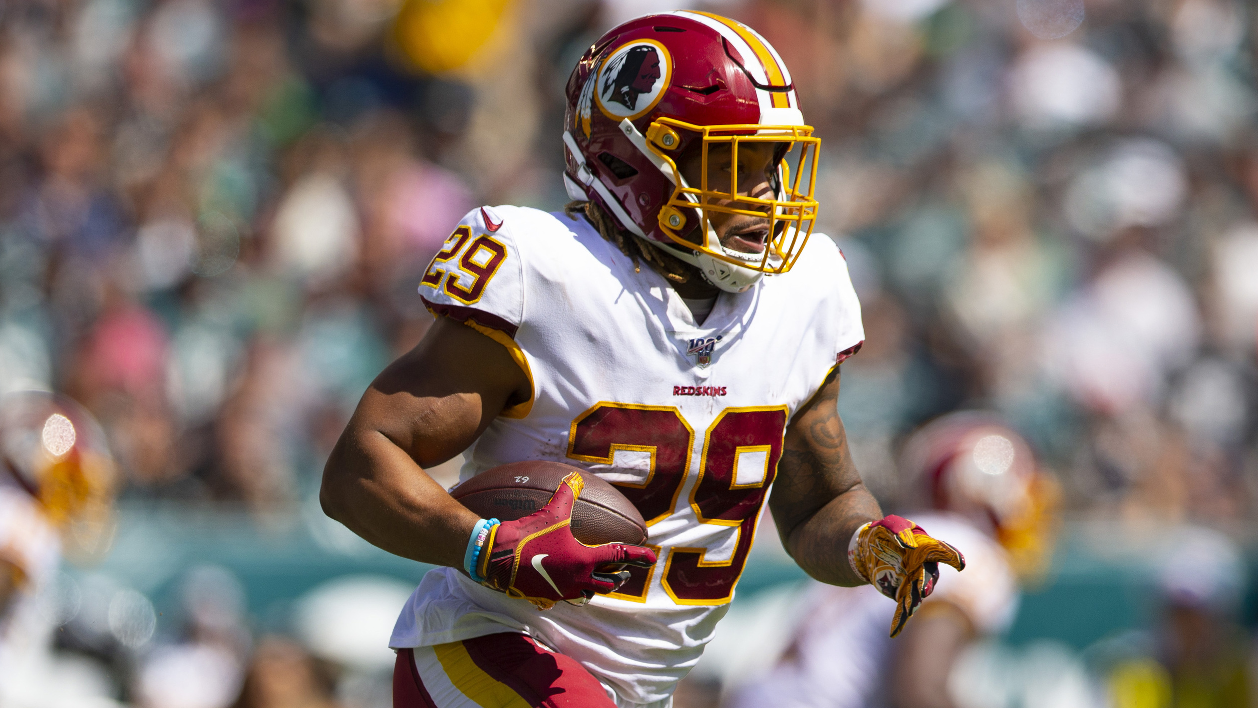 Derrius Guice's release sets Adrian Peterson up for huge year