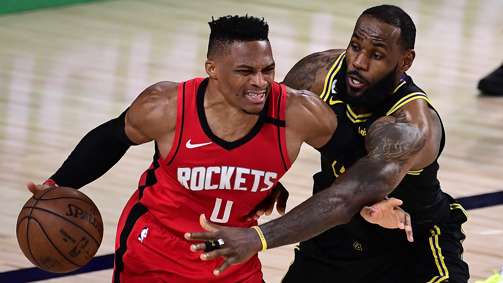Game 3 Of Lakers Vs Rockets Will Be Tight So Take The Points On Houston Nbc Sports