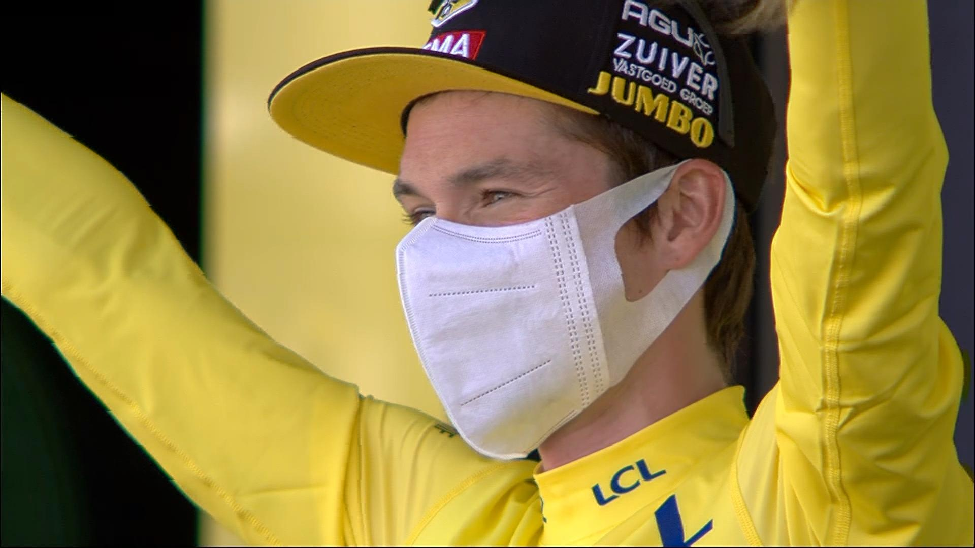 Tour De France 2020 Primoz Roglic Keeps Yellow Jersey After Stage 11 Nbc Sports