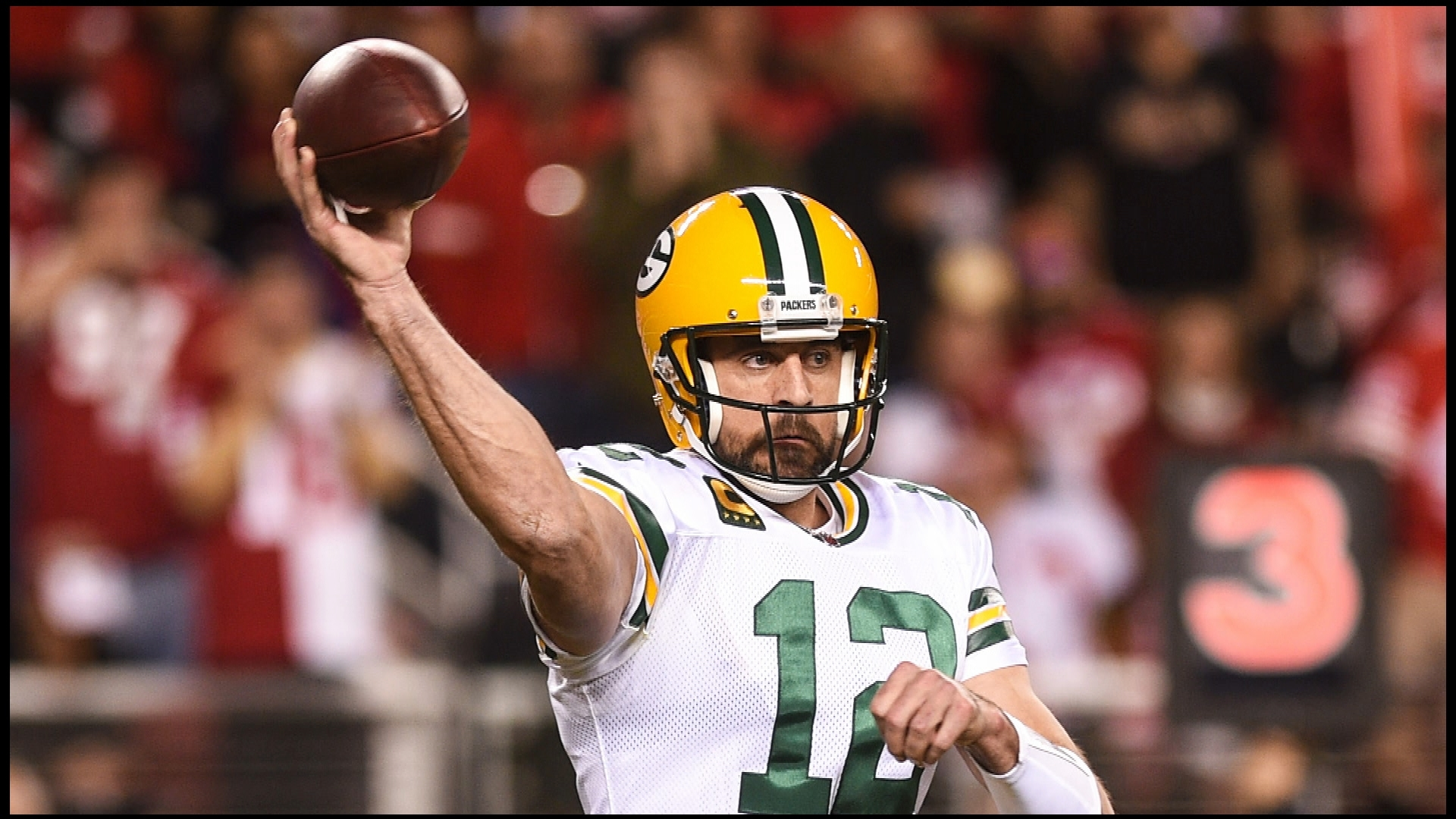 Aaron Rodgers, Packers take high-powered offense to New Orleans on SNF
