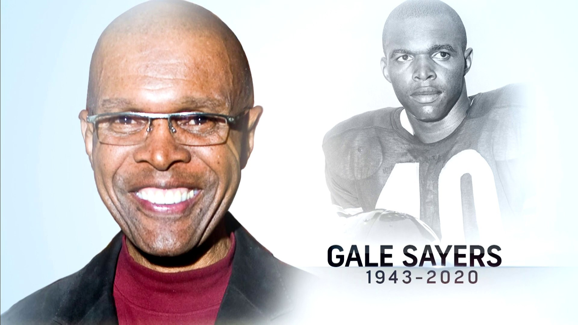 Hall of Famer and former Chicago Bears RB Gale Sayers dies at 77