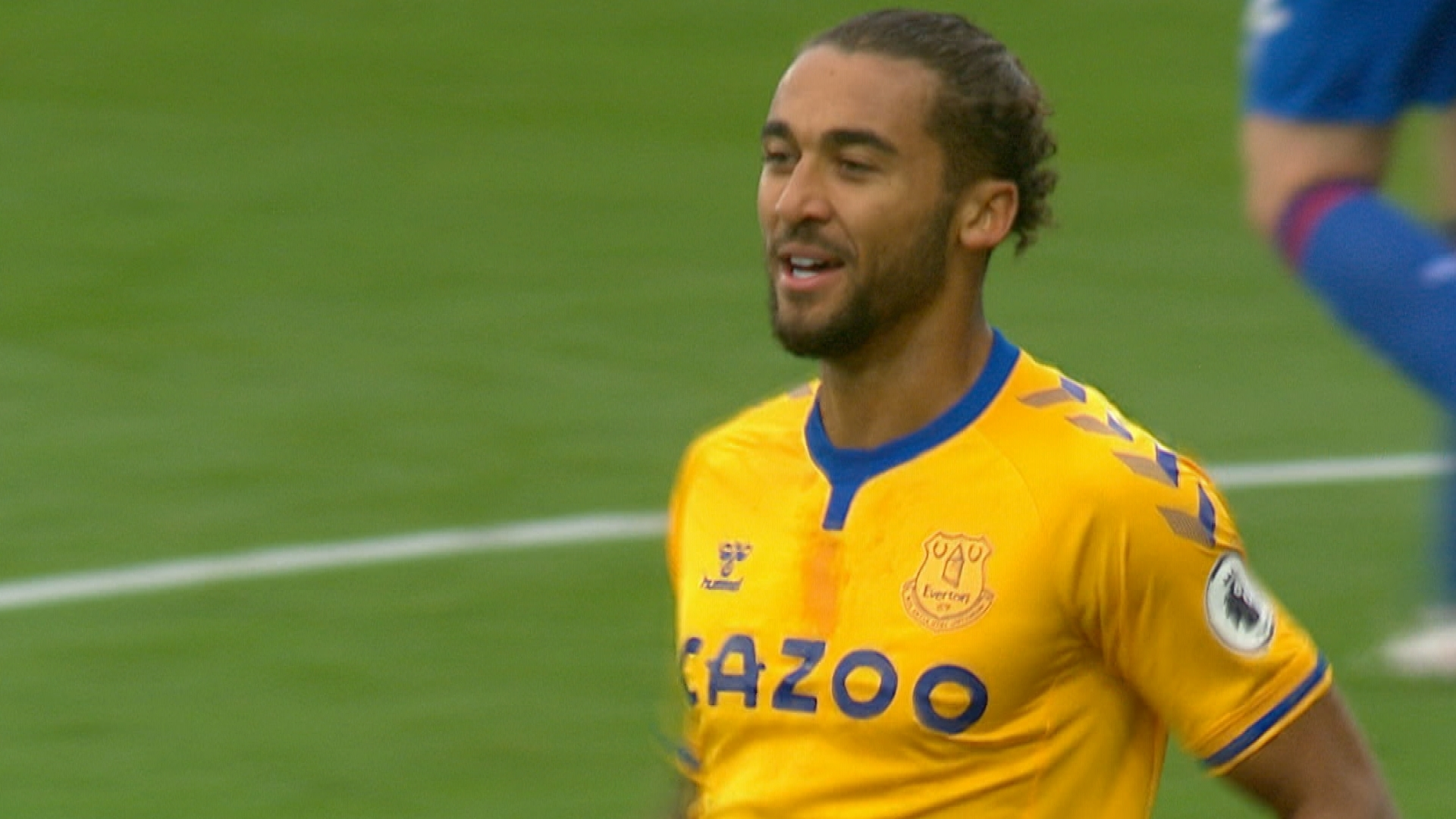 Dominic Calvert-Lewin gets Everton early lead v. Crystal Palace   NBC Sports