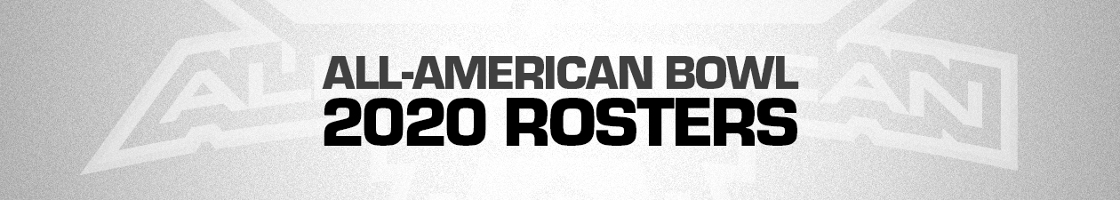 2020 All American Bowl Roster