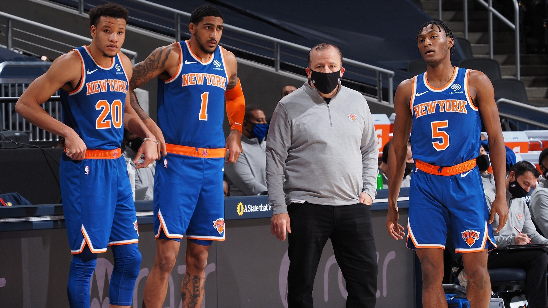 New York Knicks' hot start offers reason for optimism about future | NBC  Sports