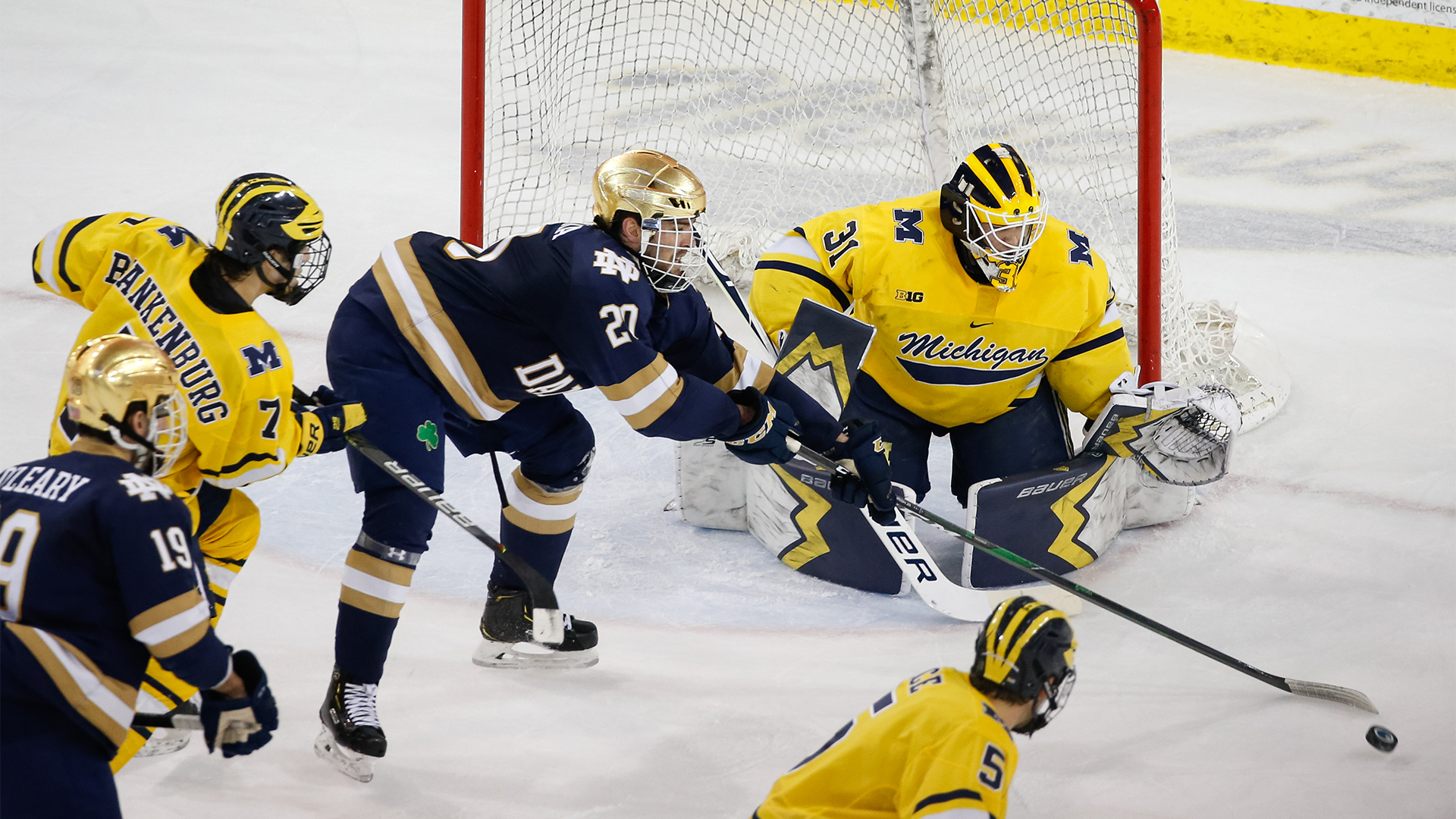 Extended Highlights: Michigan Wolverines 3, Notre Dame Fighting Irish