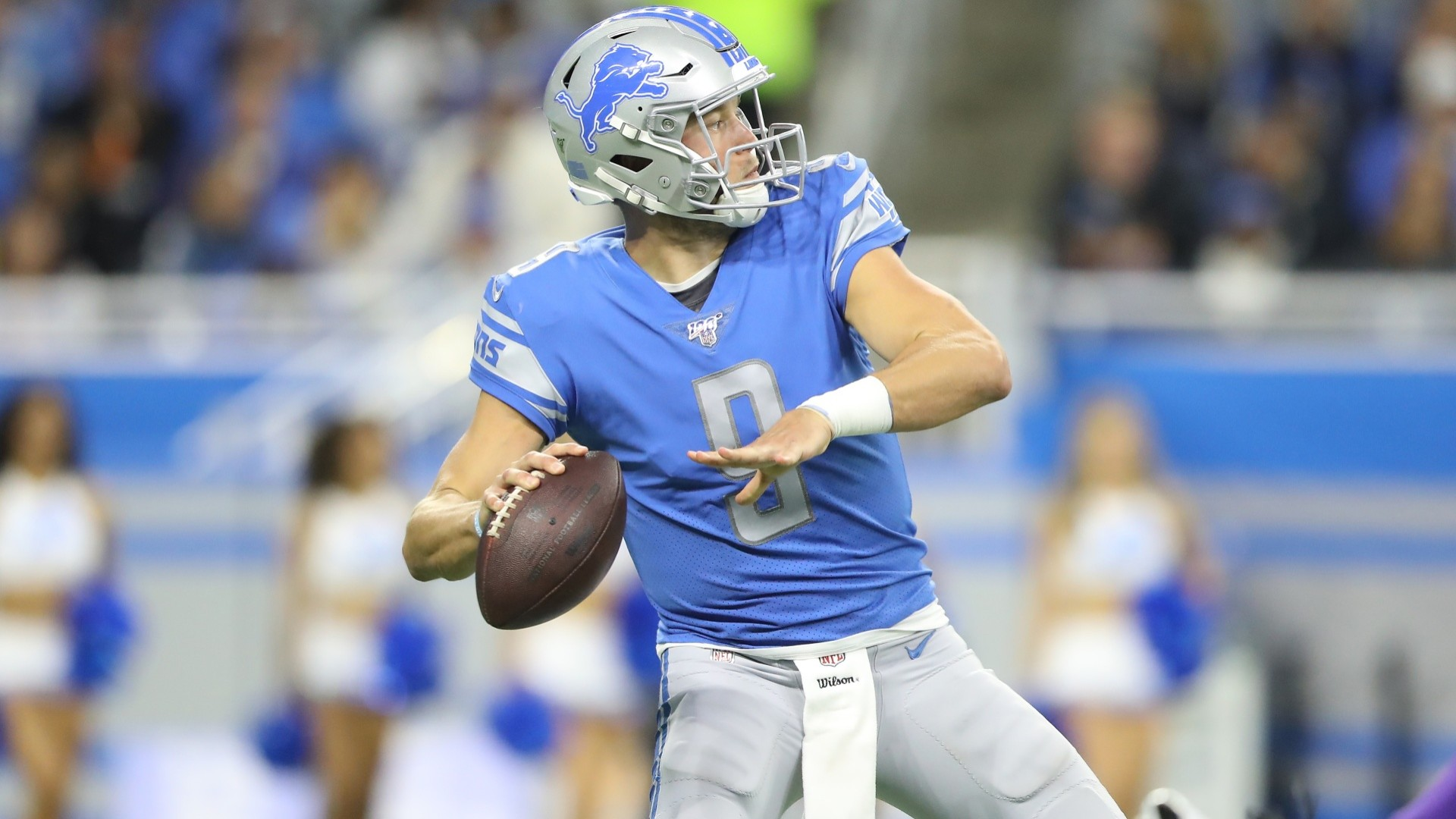 How Matthew Stafford affects Los Angeles Rams' odds as NFC West