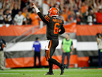 Dose: Browns Win
