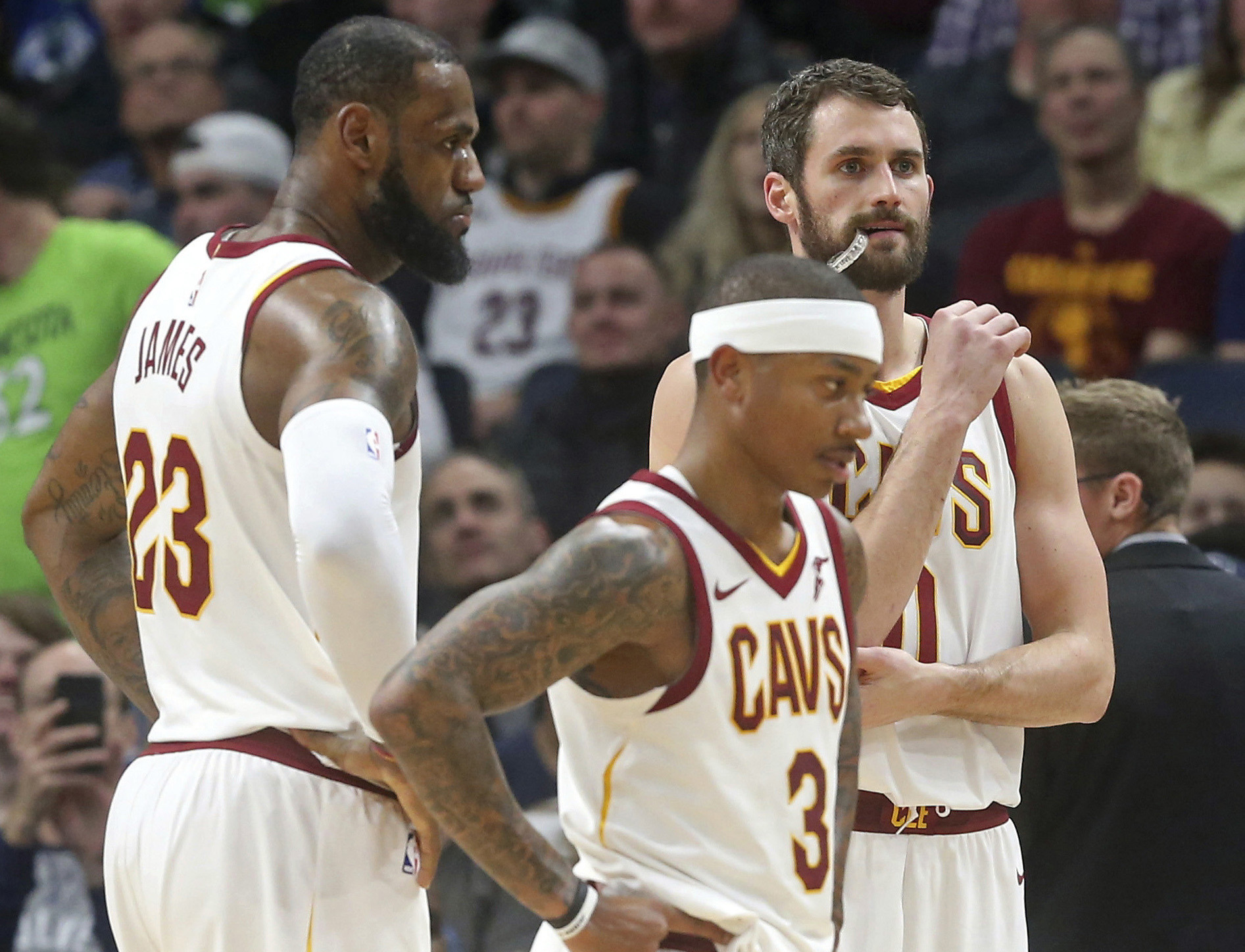 Cavs Must Figure Out Roles