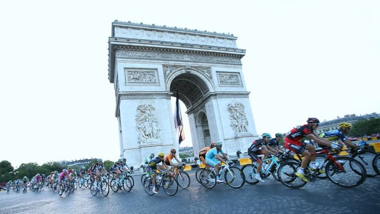 Relive the Tour de France Experience