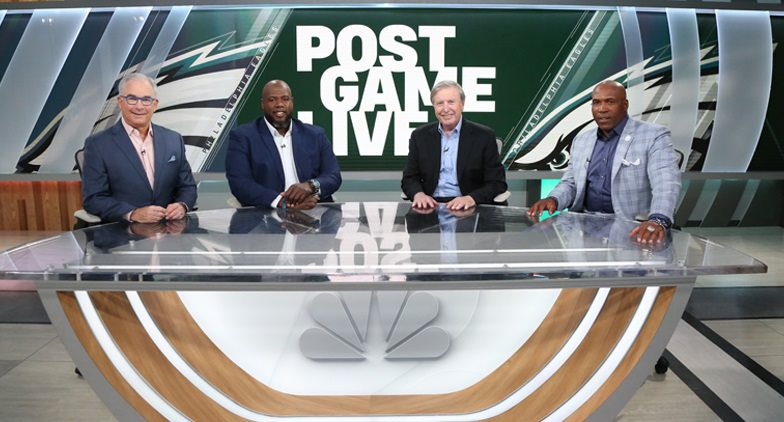 Eagles, Sixers, Flyers & Phillies Pre and Postgame Show