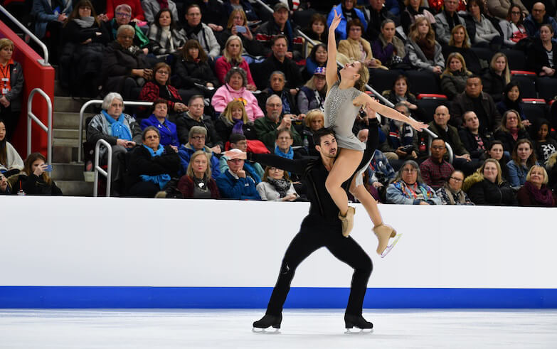US Regional Figure Skating Championships and Synchronized Skating Sectional Championships