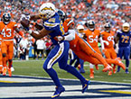Dose: Chargers handle Broncos