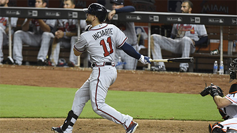 MLB: Avoid Inciarte