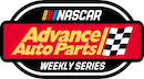 Advanced Auto Parts Weekly Series on TrackPass Logo