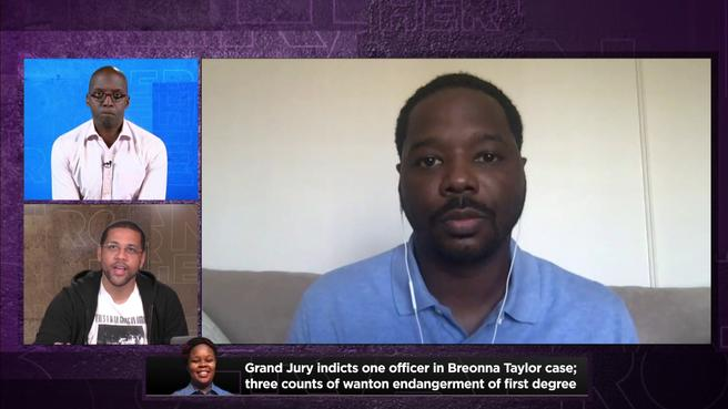 Vincent Goodwill Talks Nba Players Reactions To Breonna Taylor Decision Nbc Sports