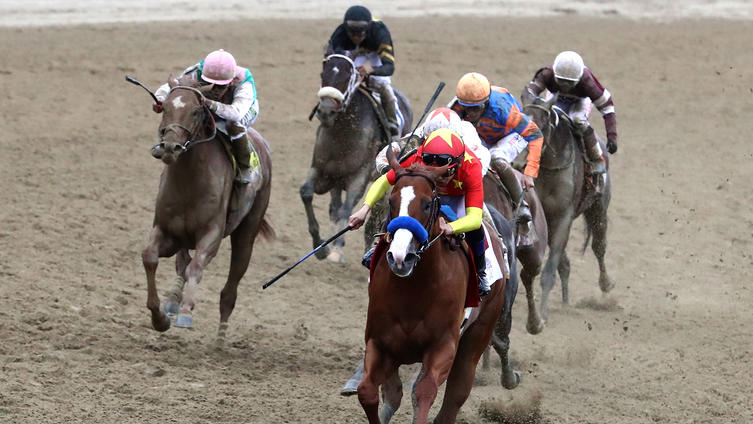 2018 Belmont Stakes: Justify Wins the Triple Crown