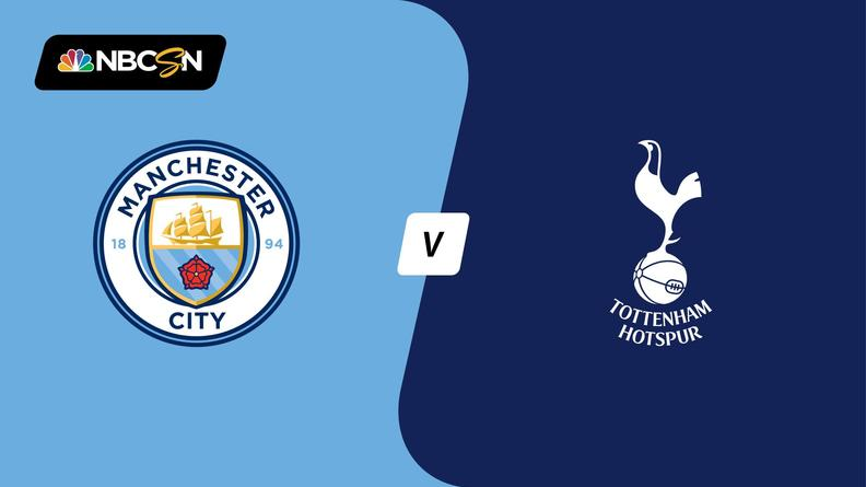 Man City v. Tottenham